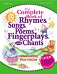 Complete Bk/Rhymes,Songs,Poems,Finger...