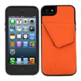Arctic Wallet Stand Case for iPhone 5s/5 Orange プレアデスダイレクト限定品