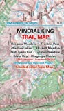 img - for Mineral King Trail Map: Bearpaw Meadow, Franklin Pass, Little Five Lakes, Hockett Meadow, High Sierra Trail, Funston Meadow, Silver City, Chag (Tom Harrison Maps Waterproof and Tear Resistant) book / textbook / text book