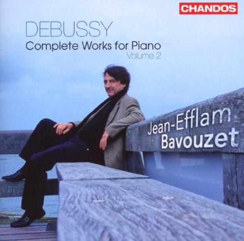 DEBUSSY : INTÉGRALE DES OEUVRES POUR PIANO - VOLUME 2