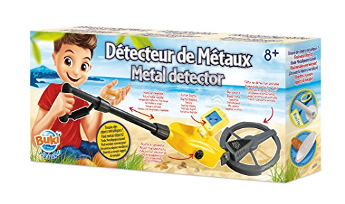 Buki - Juguete de electrónica (KT7020D) (versión en francés)