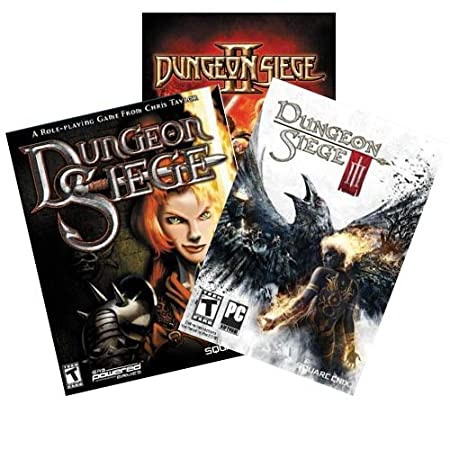 Dungeon Siege Bundle [Download]