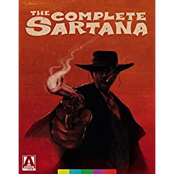 The Complete Sartana [Blu-ray]