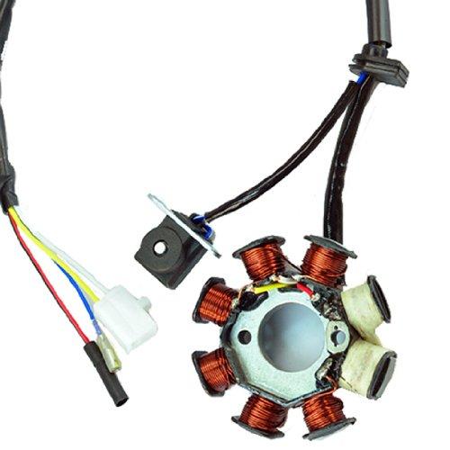 139qmb scooter wiring diagram baja wiring diagram