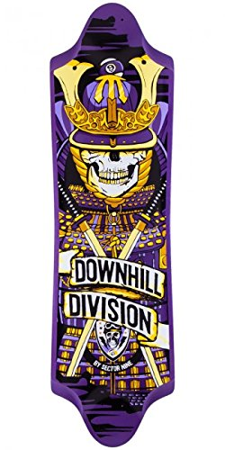 Sector 9 Dojo Downhill Division Longboard Skateboard With Grip Tape