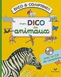 echange, troc Mymi Doinet - Mon dico des animaux (1CD audio)