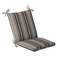 Pillow Perfect Indoor/Outdoor Chair Cushion Squared from Pillow Perfect