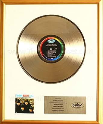 meet the beatles gold record award value