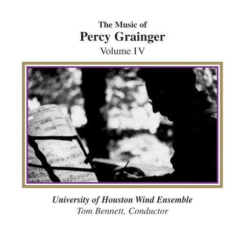 The Music Of Percy Grainger, Vol. 4 front-1050011