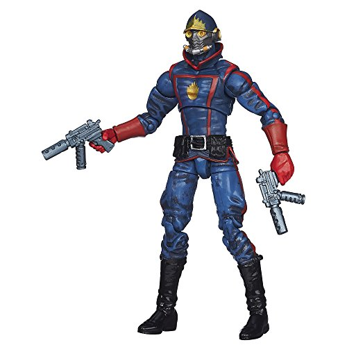 "Marvel Infinite Series Star-Lord Figure, 3.75"" - 1"