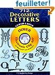 712 Decorative Letters