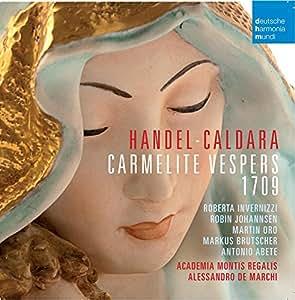 Handel: Caldara Vesper