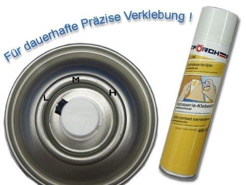 Förch K146adesivi per carrozzeria colla spray, forza adesiva 400ml
