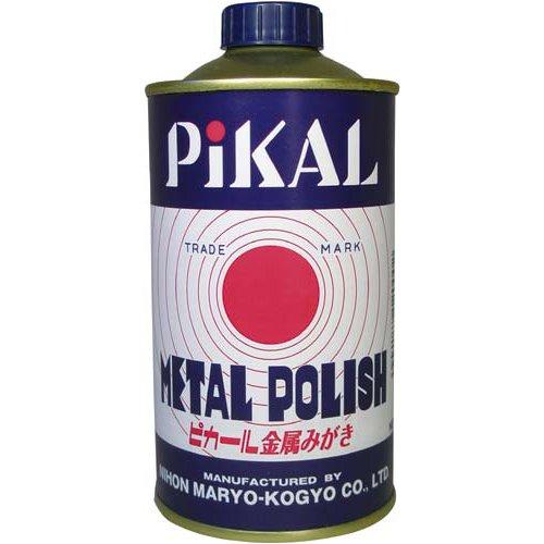 日本磨料工業 pikal (ピカール) 液 180g