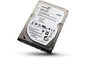 Seagate シーゲイト 内蔵ハードディスク Laptop SSHD (ハイブリッド) 1TB  (2.5 インチ / NCQ搭載SATA 6.0 / 3.0 / 1.5Gb/秒 / 5400rpm / 8GBMLC 64MB / 3年保証 / 標準モデル ) 正規輸入品 ST1000LM014