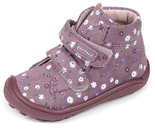 Garvalin161303B - Stivali bassi con imbottitura leggera Bambina , Rosa (Pink (Rosa Y ESTAMPADO FLORES)), 22 EU