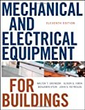 Mechanical and Electrical Equipment for Buildings (CourseSmart)