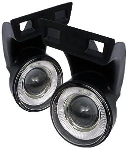 Spyder Auto FL-P-DRAM94-HL Dodge RAM 1500/2500/3500 Clear Halogen Projector Fog Light