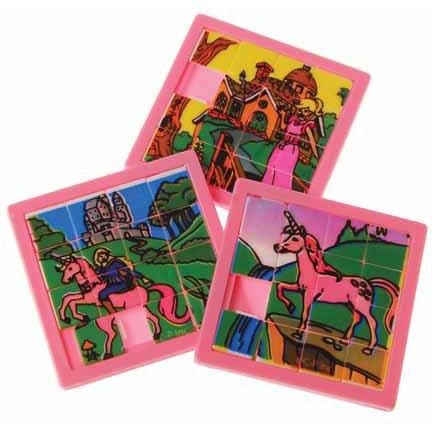 Prince Slide Puzzles