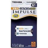 充電式IMPULSE 充電池 ニッケル水素電池 6P形 6TNH22A