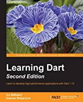 Learning Dart, 2nd Edition Front Cover