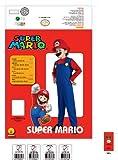 スーパーマリオ 幼児・子供用 コスチューム/SuperMarioToddlerハロウィンサイズ:Small(4/6)