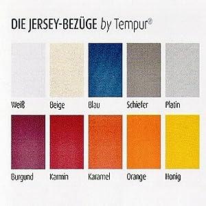 TEMPUR® Jersey-Bezüge für SCHLAFKISSEN Original S/M/L/XL