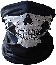 Gosear Cranio Tubolare Protettivo Polvere Maschera Bandana Moto Sciarpa Poliestere Viso Collo Scaldino