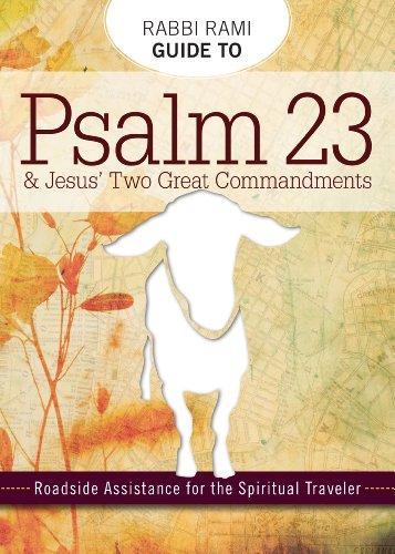Rabbi Rami Guide to Psalm 23: Roadside Assistance for the Spiritual Traveler PDF