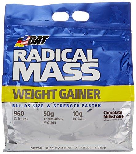 GAT masse Radical, haut poids Gainer pour
