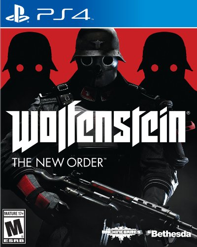 Best Wolfenstein: The New Order - PlayStation 4