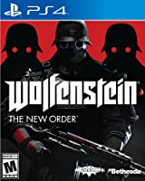 Wolfenstein: The New Order, PS4