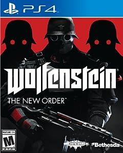 Wolfenstein The New Order - PlayStation 4