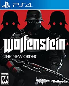 Wolfenstein The New Order - PlayStation 4