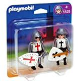 Playmobil - 5825 Duo Pack French Knight and Crusader
