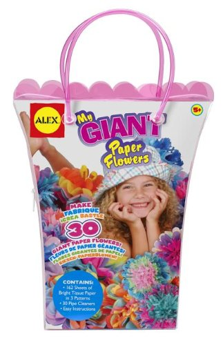 ALEX Toys Craft My Giant Paper Flowers