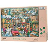 "1000 Piece Jigsaw Puzzle - Heading Home ""NEW JULY 2014"""