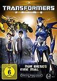 Transformers Prime, Folge 3 - Nur dieses eine Mal