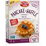 Enjoy Life Pancake and Waffle Mix, Gluten, Dairy, Nut & Soy Free, 16 Ounce