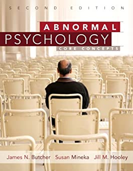 Abnormal Psychology: Core Concepts