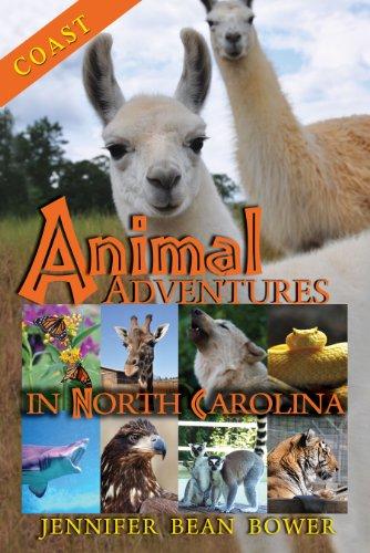 Jennifer Bean Bower - Animal Adventures in North Carolina: Coast