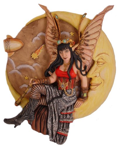 Steampunk Fairy Plaque