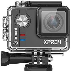 TecTecTec XPRO4 Videocámara deportiva 4K Ultra HD