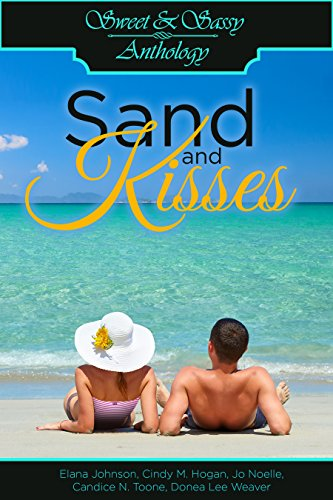 Your summer beach read is here: Grab these five clean romance novellas for under one dollar!  Sweet & Sassy Anthology: Sand and Kisses