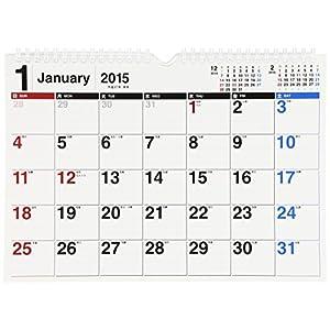 カレンダー 2015年カレンダー a4 : ... A4サイズ) 2015年 ([カレンダー