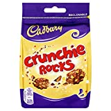 Cadbury Crunchie Rocks 110 G Bag (Pack of 6)