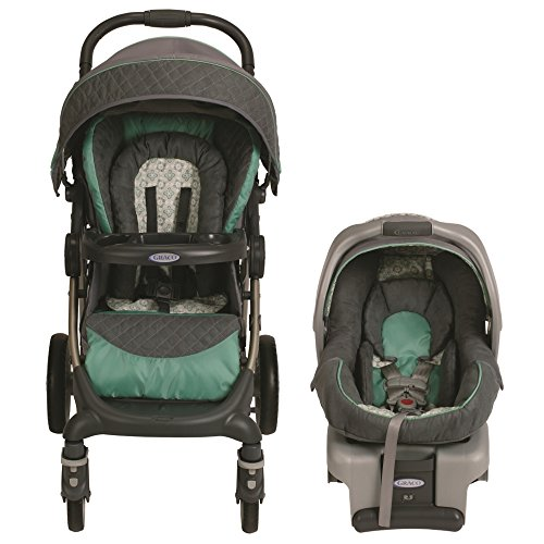 Graco Stylus Classic Connect Travel System (Winslet)