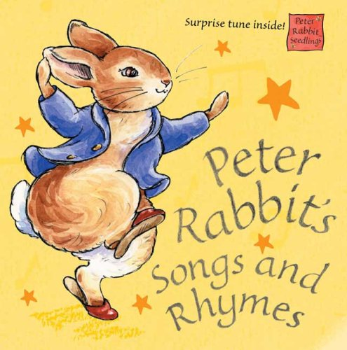 Peter Rabbit's Songs and Rhymes (Potter), Beatrix Potter