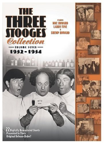 The Three Stooges Collection volume seven - 1952 - 1954