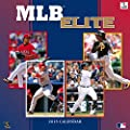 Turner Perfect Timing 2015 MLB Elite Wall Calendar, 12 x 12 Inches (8011754)